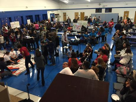 Next Robotics tournament: Friday, January 29, 2016